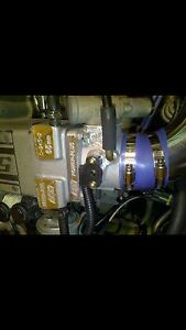 1989 ford mustang bbk 65 mm throttle body and egr