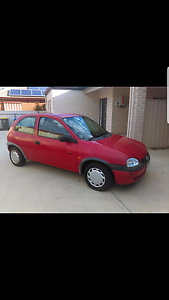 1998 holden barina city 5 speed manual 1.4ltr red hatchback Salisbury Salisbury Area Preview