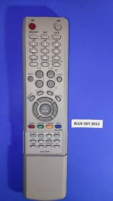 320px Lcd - Samsung BN59-00489A LCD TV Remote Control 400DXN 400PX 460DX 460PX 320PX 400DX