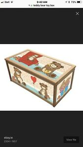 Looking for a teddy bear/animal toy box