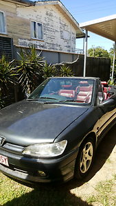 Grey Peugeot 1997 Margate Redcliffe Area Preview