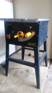 Gmc table saw Nerang Gold Coast West Preview