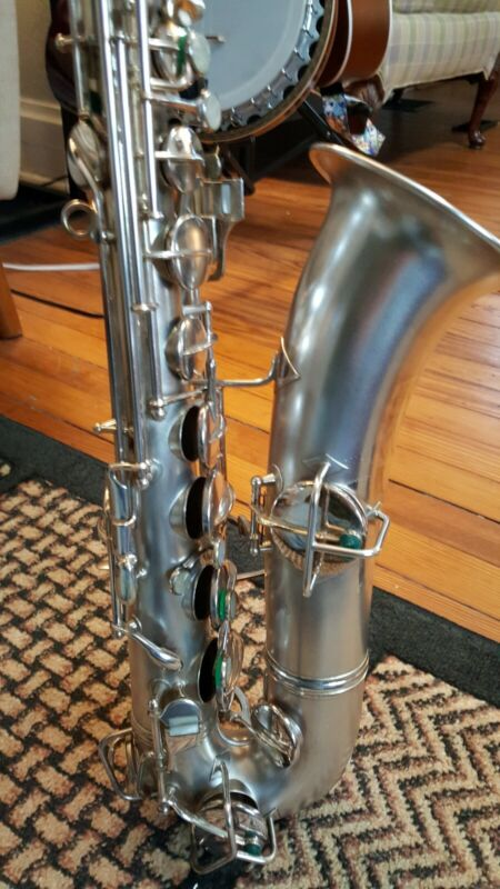 Conn New Wonder C Melody Saxophone  - Pristine, with mouthpieces!