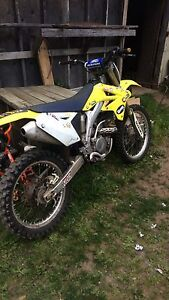 2008 Rmz 250 looking to trade for 250 2 stroke