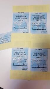 #CHEAP# BRUCE SPRINGSTEEN PERTH TKTS -  RIGHT UP FRONT GA SUN 22 Jarrahdale Serpentine Area Preview
