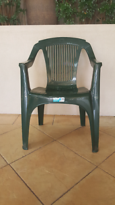Resin chairs Lockleys West Torrens Area Preview