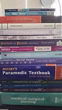 MANY Uni and Tafe Nursing Books - start from $10 -only a few left Drewvale Brisbane South West Preview
