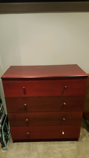 Chest of drawers ×2 . Tallboy ×1 . Good condition
