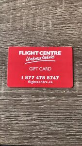 $500 Flight Centre Giftcard