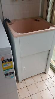 LAUNDRY TUB AND CABINET Norman Gardens Rockhampton City Preview