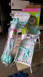 Dream Spot Doll Set + Stroller for Dolls Perth Perth City Area Preview