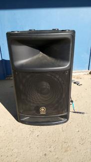 Yamaha MSR 400 PA Speaker