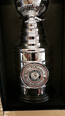 Chicago Blackhawks Stanley Cup Replica Trophy  1934  Replica
