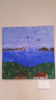 Jervis Bay Canvas Painting
