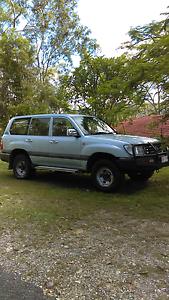 Toyota land cruiser  2001 Mudgeeraba Gold Coast South Preview