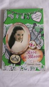 Our Australian Girl - Rose in Bloom 1901 - By Sherryl Clark