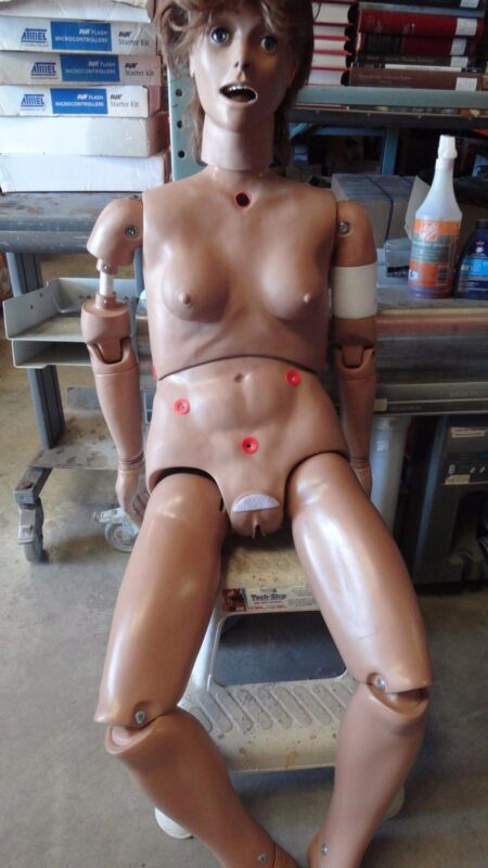 Full Body Anne Mannequin Training Dummy Woman-1 Adult