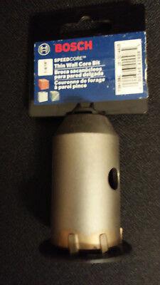 Bosch 1-916 In. Crbide Sds-plus Speedcore Thin-wall Core Bit