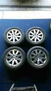 """Holden VY Berlina 16"""" Wheels / Rims Roxburgh Park Hume Area Preview"""