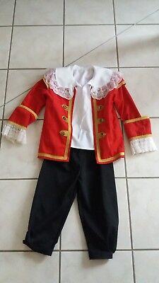 Piraten edel, Kostüm ist in einem sehr guten - Eine Gute Kostüm