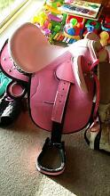 Near new kids stock pony saddle. Wyongah Wyong Area Preview