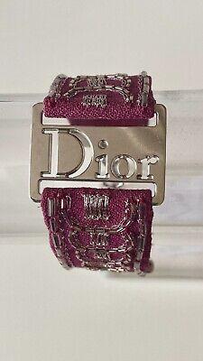 Dior Bracelet  Christian Dior John Galliano Retro From 2000s
