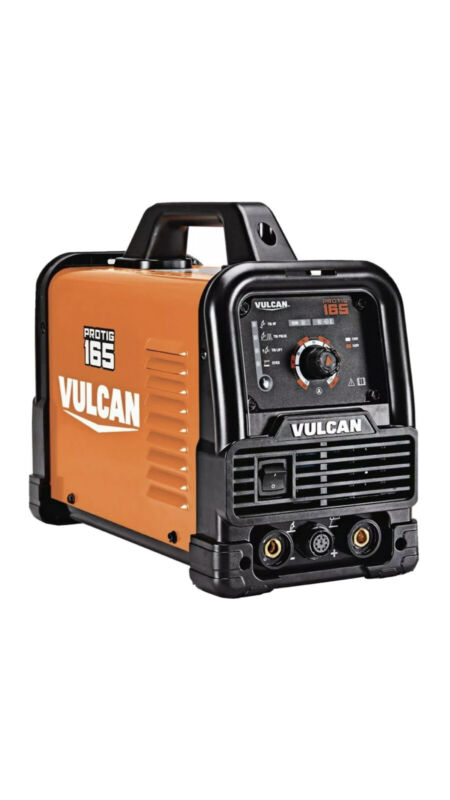 NEW Vulcan ProTIG 165 Industrial 120/240 Welder VW165-PT