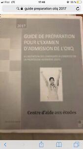 Guide de préparation à l'examen OIIQ 2017 en PDF