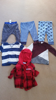 Boys size 0 bundle bulk winter