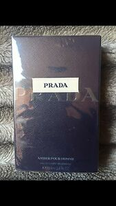 Brand New Sealed Prada Amber Pour Homme 100ml Chippendale Inner Sydney Preview