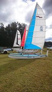 Maricat 4.3 Sweet 16 For Sale Woongarrah Wyong Area Preview