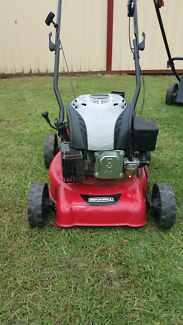 NEAR NEW ROCKWELL LAWNMOWER FOR SALE!!!