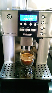 Delonghi Prima Donna ESAM6600 full automatic coffee machine Madeley Wanneroo Area Preview