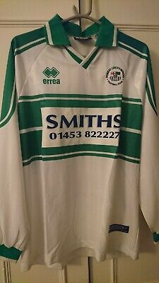 Forest Green Rovers shirt, an absolute beauty, old school, long sleeve, L image