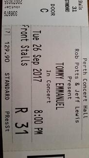 Tommy Emmanuel in Concert