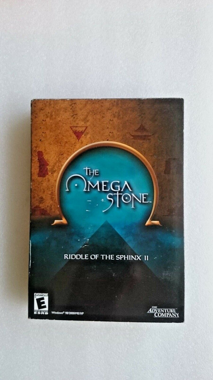 Riddle of the Sphinx 2:Omega Stone (PC, 2003) - Boxed Edition