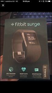 Fitbit surge for sale. $180 Chippendale Inner Sydney Preview