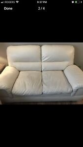 $100 white couches for sale NEED THEM GONE