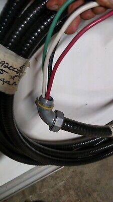 New 15 Generator Hot Tub Power Cord For Onan Rv Generator 6-3 Wground 994292