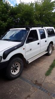 Rodea 4x4 twin cab for sale