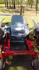 NEW Worldlawn zero turn mower Walkamin Tablelands Preview