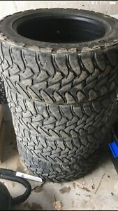 Toto M/T Open Country - LT 275/55R20