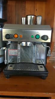 Buzzers coffee machine