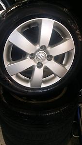 Suzuki rims & tyres Revesby Bankstown Area Preview