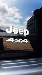 Jeep Cherokee 4x4 Limitted (NEW GEARBOX, WATER PUMP, RADIATOR) Ryde Ryde Area Preview