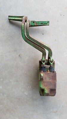 John Deere 3010 4010 4020 3020 Brake Valve Pedals For Parts Or Repair R31454r