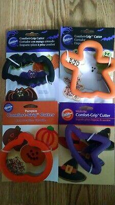Halloween Cookie Cutters Wilton (Wilton Halloween Cookie Cutters Stainless Steel Choose Shape Brand)