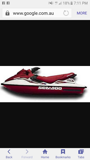 Parting / wrecking Seadoo 950 GTX Limited