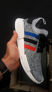 Adidas NMD R1 PK Primeknit Tri Colour, 11US, New In Box DS South Melbourne Port Phillip Preview