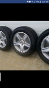Pirelli  tyres & rims for chrysler Landsdale Wanneroo Area Preview